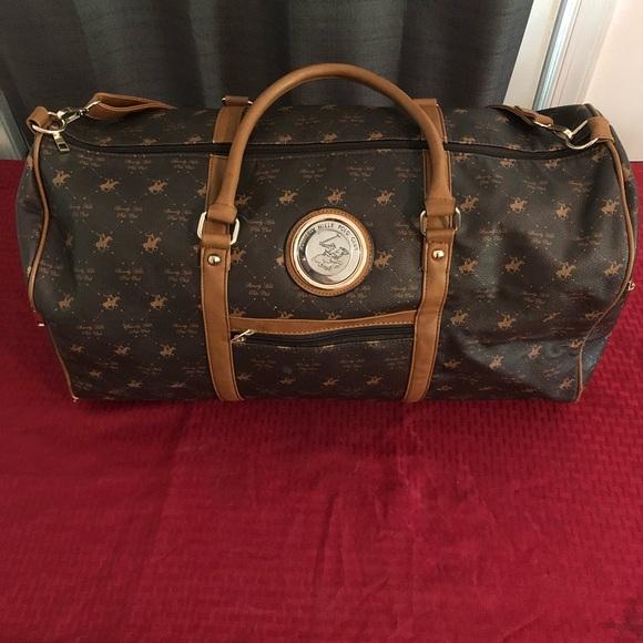 66d9e46d3803 Beverly Hills Polo Club Handbags - Beverly Hills Polo Club Duffel Bag